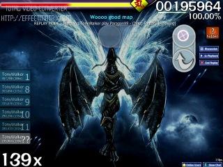 OSU!ParagonX9 - realexing(HARD)